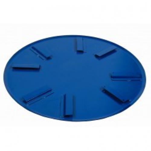 Затирочный диск 46/1200 с двойным креплением (толщина 3,0мм)