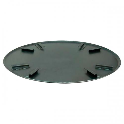 Затирочный диск 36, диаметр 900 с двойным креплением (толщина 2,5мм),выпуклость до 15 мм