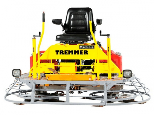 Затирочная машина TREMMER CRT836
