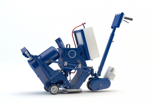 Дробеструйная машина BLASTRAC 1-8DPS30