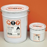 QTP 1050 - эпоксидная тиксотропная краска для бетона