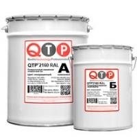 QTP 2160 RAL - полиуретановый окрашенный полуматовый лак