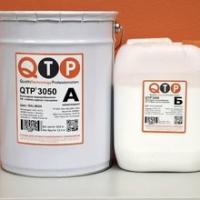 QTP 3050 - эпоксидная водоразбавимая УФ-стойкая краска глянцевая