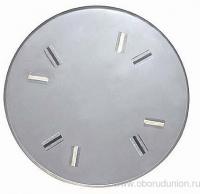 """Затирочный диск  диаметр 36"""" (900) с двойным креплением( толщина 3,0 мм)"""