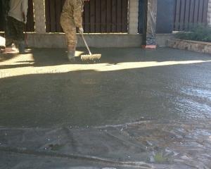 Приемка бетонной смеси