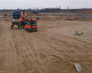 Устройство песчаной